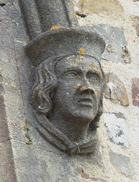File:Male gargoyle on St Peter's Church, Fremington.jpg