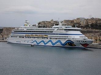 AIDA Cruises - Image: Malta Aida