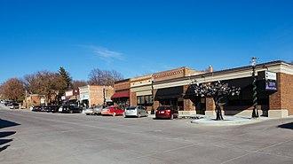 Malvern, Iowa - Image: Malvern, IA