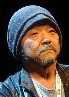 Mamoru Oshii Japanese filmmaker, television director, and writer