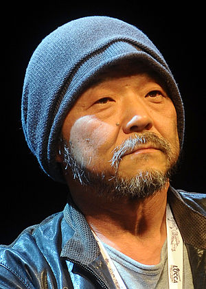 Mamoru Oshii - Oshii at Lucca Comics & Games in 2015