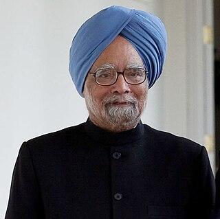 First Manmohan Singh ministry