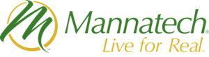 English: Mannatech logo obtained from the comp...