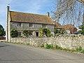 Manor Farm Farmhouse - South Barrow - geograph.org.uk - 424438.jpg