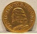 Mantova, federico II gonzaga marchese, oro, 1484-1519, 01.JPG