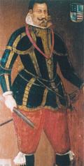 Manuel Mascarenhas Homem, vice-rei da Índia.png