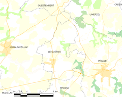 Map commune FR insee code 56077.png