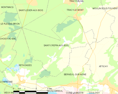 Map commune FR insee code 60569.png
