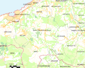 Map commune FR insee code 64495.png