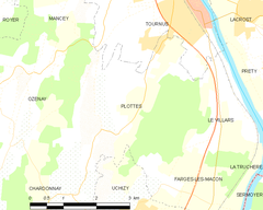 Map commune FR insee code 71353.png