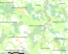 Map commune FR insee code 87076.png