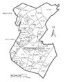 Map of Huntingdon County, Pennsylvania.png
