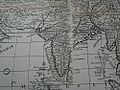Map of India by Alexis-Hubert Jaillot France in 1674.jpg