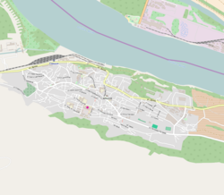 Map of Svishtov.png