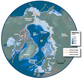 Arctic Ocean - Wikipedia