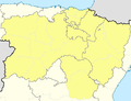 Mapa Segunda División B Grupo II 2013-14.PNG