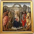 Marco zoppo, madonna in trono e santi, 1471, 01.JPG