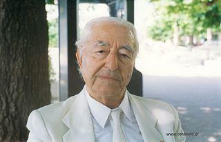 Nikolaos Margioris Greek philosopher