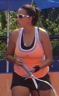 María Fernanda Álvarez Terán Bolivian tennis player