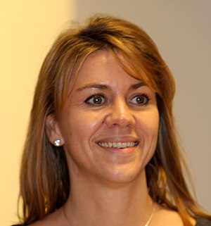 Maria Dolores de Cospedal %2819 de noviembre de 2008%2C Getxo%29