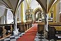 Maria Gail Pfarrkirche Orgelempore und Inneres 22022013 408.jpg