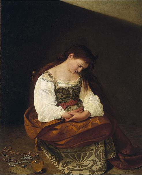 http://upload.wikimedia.org/wikipedia/commons/thumb/b/bc/Maria_Magdalene_by_Caravaggio.jpg/492px-Maria_Magdalene_by_Caravaggio.jpg