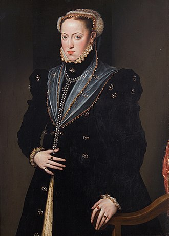 Maria of Austria, Holy Roman Empress - Image: Maria of Spain 1557