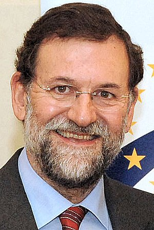 Spanish general election, 2004 - Image: Mariano Rajoy 2006 (cropped)