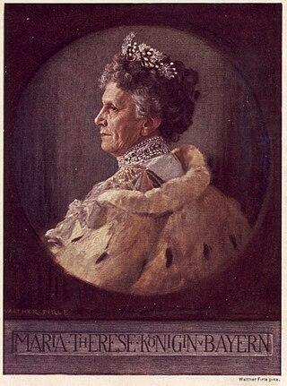 Marie Therese von Österreich-Este (1849–1919)