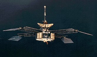 Atlas-Agena - Mariner 3, 4, and 5 spacecraft bus