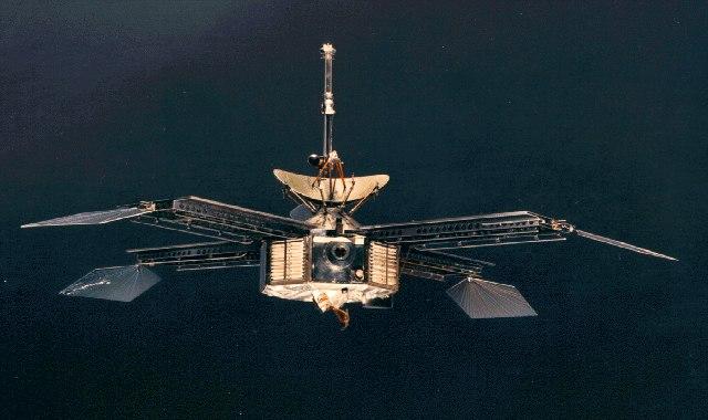 Mariner 3 and 4
