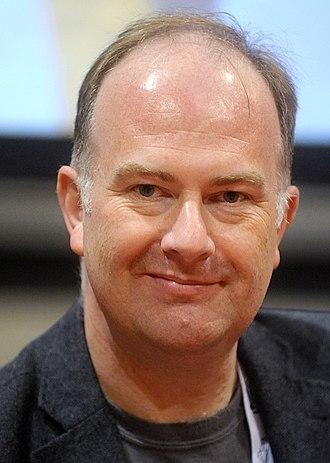 Mark Buckingham - Mark Buckingham in 2015