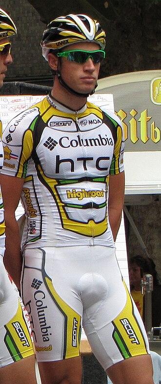 Mark Renshaw - Renshaw at the 2009 Sparkassen Giro Bochum