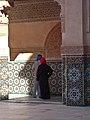 Marrakesh, Ben Youssef Medersa (5365343276) (2).jpg