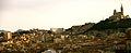 Marseille et Notre Dame de la Garde. France.JPG