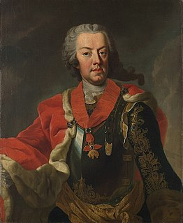 Prince Charles Alexander of Lorraine Austrian general (1712-1780)