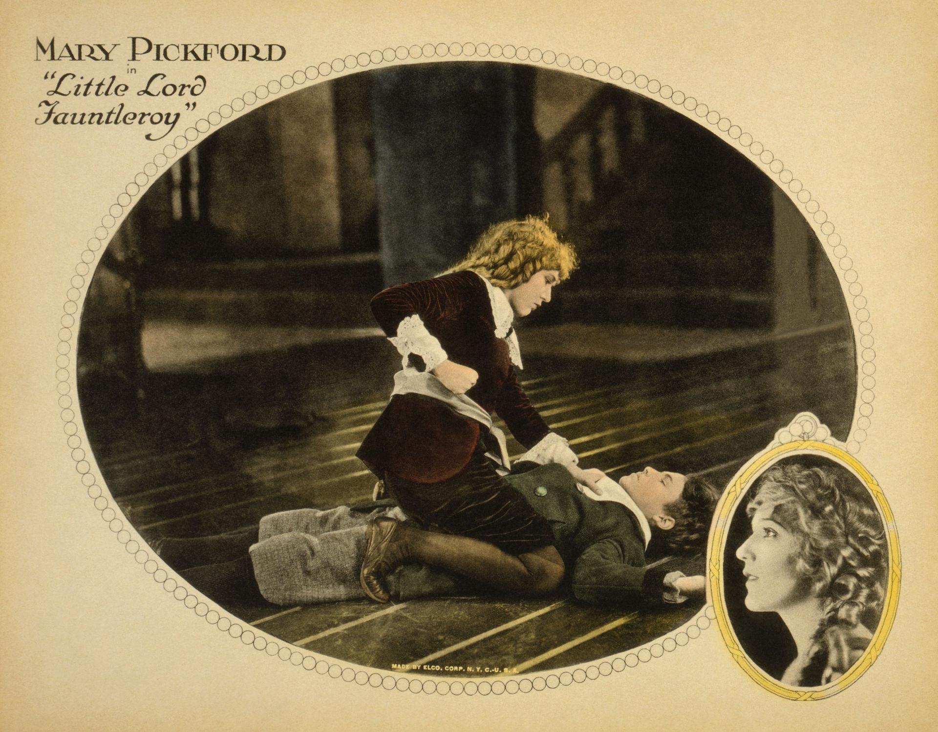 『小公子』(1921)Wikipediaより