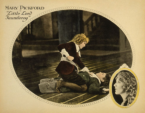 Pickford in Little Lord Fauntleroy (1921)