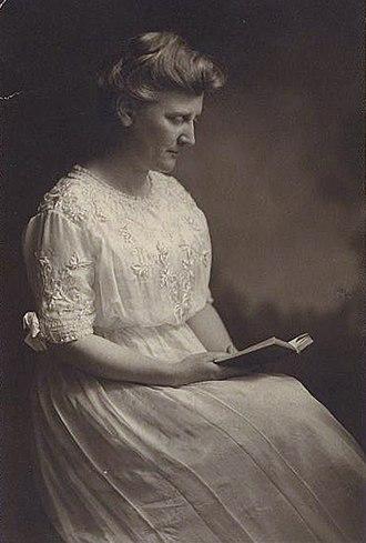 Mary White Ovington - Portrait, c. 1910