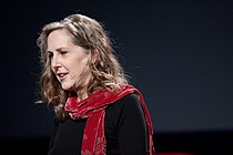 Mary Roach at TED in 2009.jpg