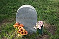 Mary Surratt grave section 12 - Mt Olivet - Washington DC - 2014.jpg