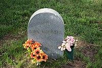 Mary Surratt grave section 12 - Mt Olivet - Washington DC - 2014.jpg