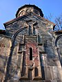 Mashtots Hayrapetats church, Garni 56.jpg