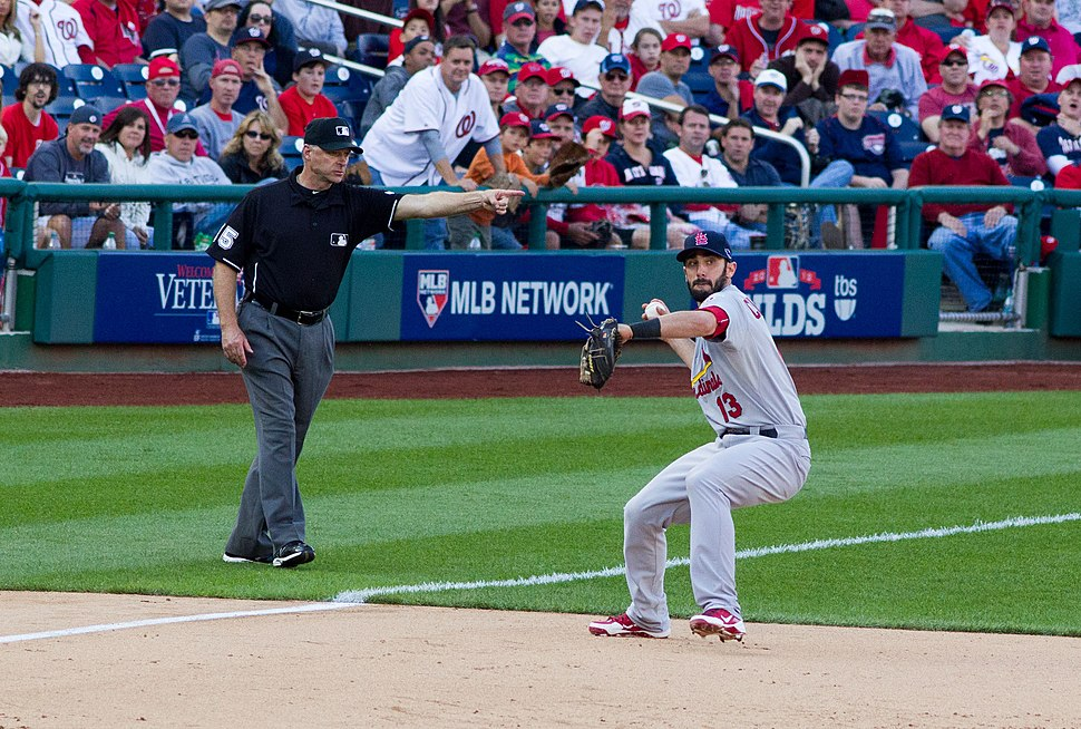 Matt Carpenter Throwing