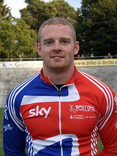 Matthew Crampton English racing cyclist
