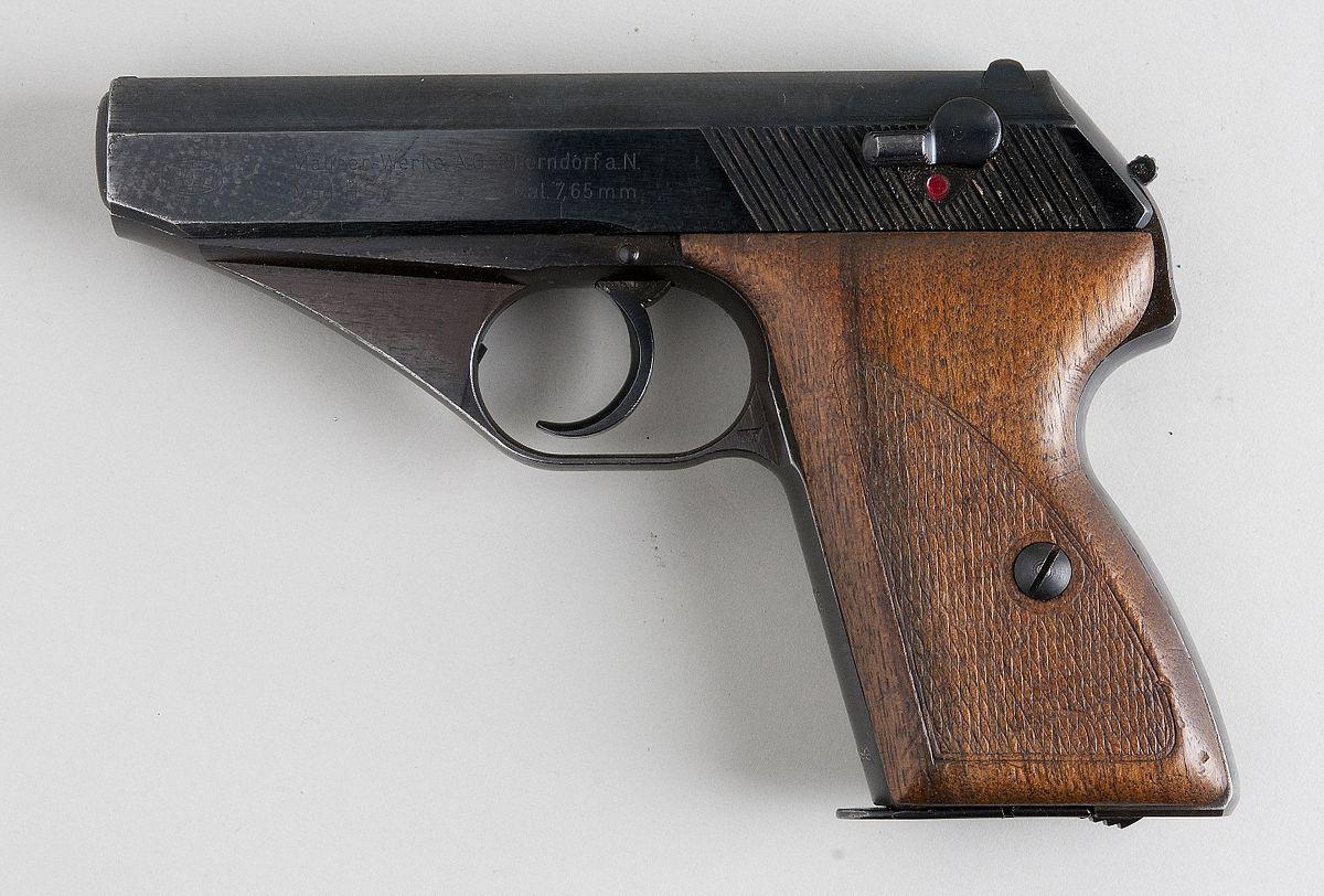 Mauser HSc - Wikipedia
