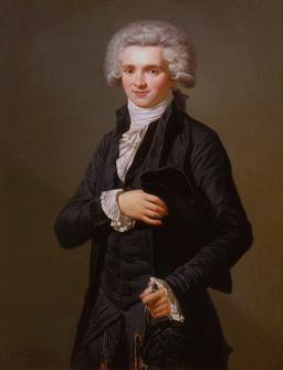 Maximilien de Robespierre by Adélaïde Labille-Guiard