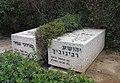 Mayors Rabinovich and Namir tombs.JPG