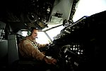 McConnell Captain Pilots KC-135 for U.S. Central Command Combat Air Refueling Missions DVIDS310908.jpg