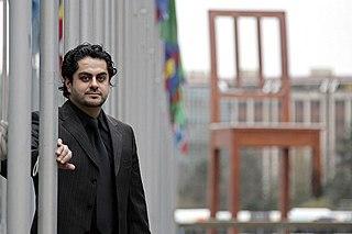 Mehran Marri current leader of a militant group
